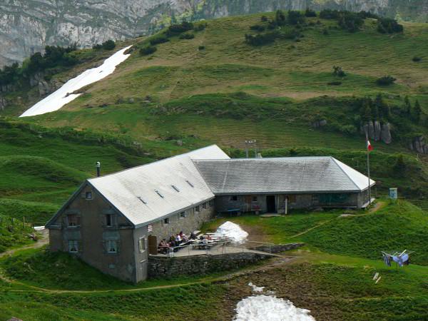 Foto Alp Oberchäseren