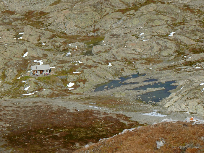Foto Panixerpasshütte
